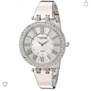 Anne Klein, New York Women's Swarovski  Watch